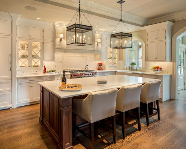 Fox Hollow Residence Traditional Kitchen Philadelphia By