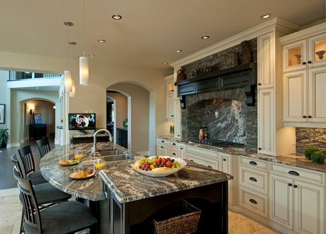 Frame Kettle traditional-kitchen