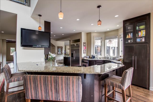 franklin rustic kitchen nashville by david. Black Bedroom Furniture Sets. Home Design Ideas