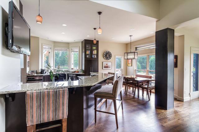 Franklin rustic-kitchen