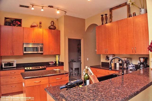 Fraser (Zelmar) Kitchen Remodel contemporary-kitchen