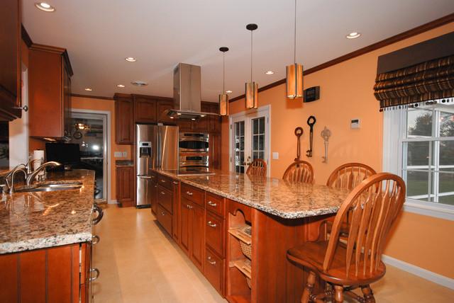 Gorgeous Kitchen Renovation In Potomac Maryland: Frederick, MD. Kitchen Remodel