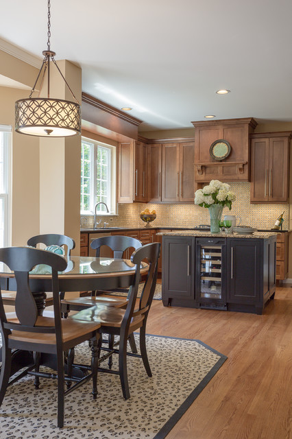 Frederick Md Transitional Kitchen Dc Metro By Studio Starrs Interiors