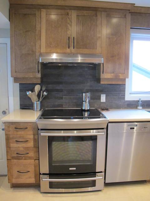 Frederick Place Reno. contemporary-kitchen
