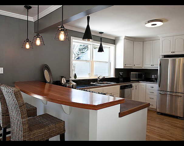 Fredericton Post W11 Home Redesign Contemporary Kitchen Other Metro By Reimagine Designs