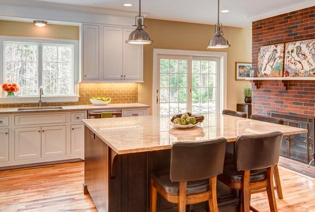 Freeport 2 Traditional Kitchen Other By Maine Coast Kitchen Design