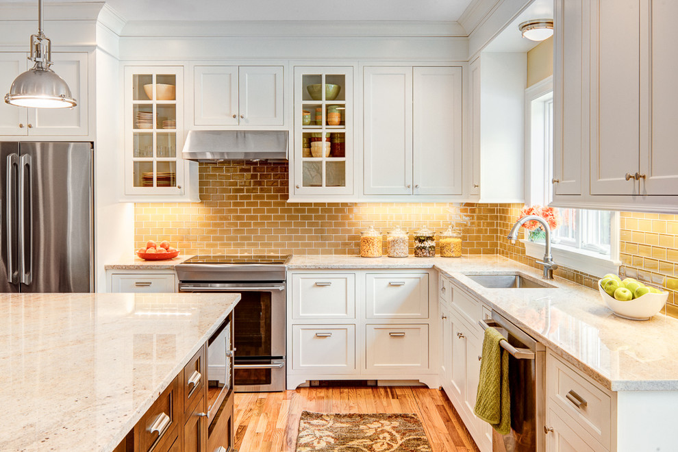 Freeport 2 - Traditional - Kitchen - Portland Maine - by ...