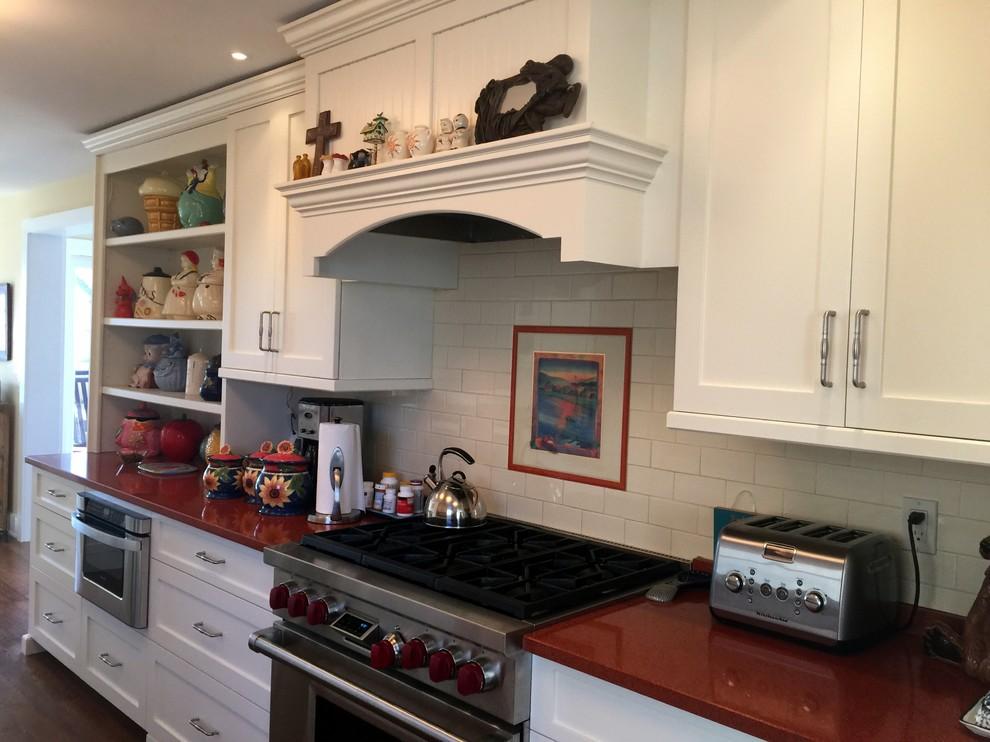 Freeport Long Island Sandy Redo - Transitional - Kitchen ...