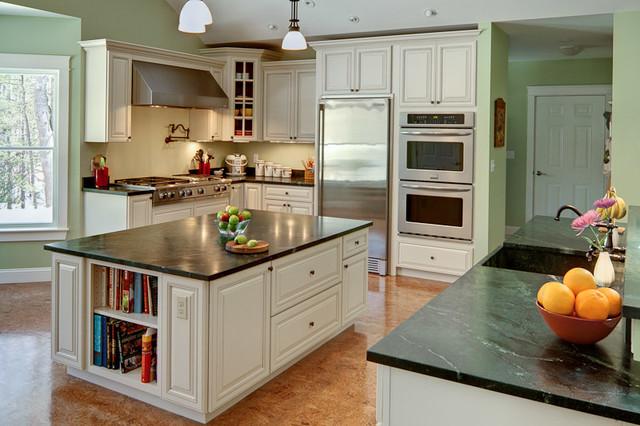 Freeport Traditional Kitchen Other Metro By Maine Coast Kitchen Design