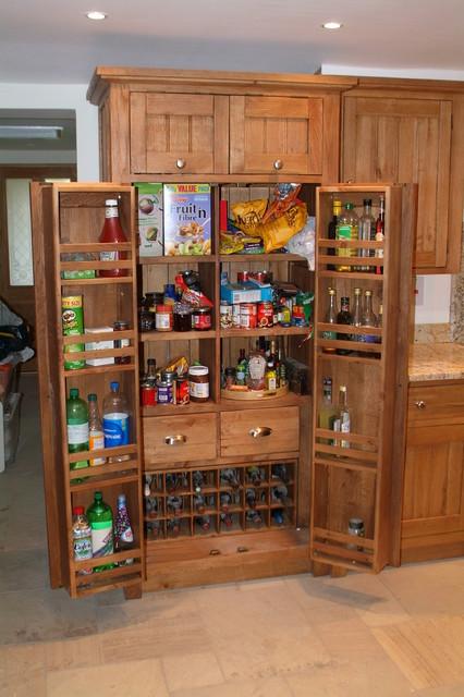 Freestanding Kitchen Furniture Traditional Kitchen