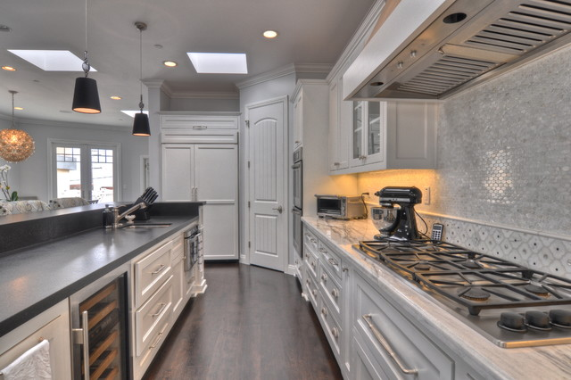 Freestone Residence traditional-kitchen