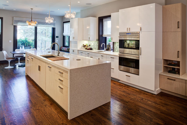 Fremont Residence contemporary kitchen
