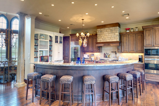 French chateau style in traditions traditional kitchen for French chateau kitchen designs