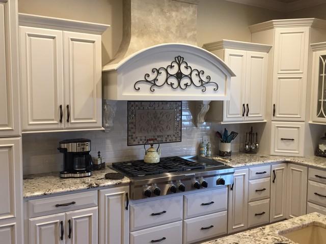 terrific french colonial kitchen   French Colonial Kitchen & Bath - Victorian - Kitchen ...