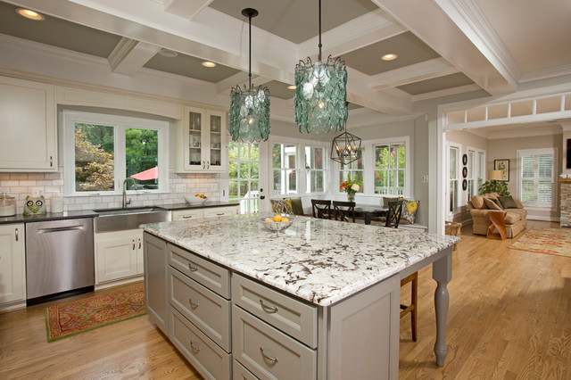 French colonial kitchen transitional kitchen dc for French colonial kitchen designs
