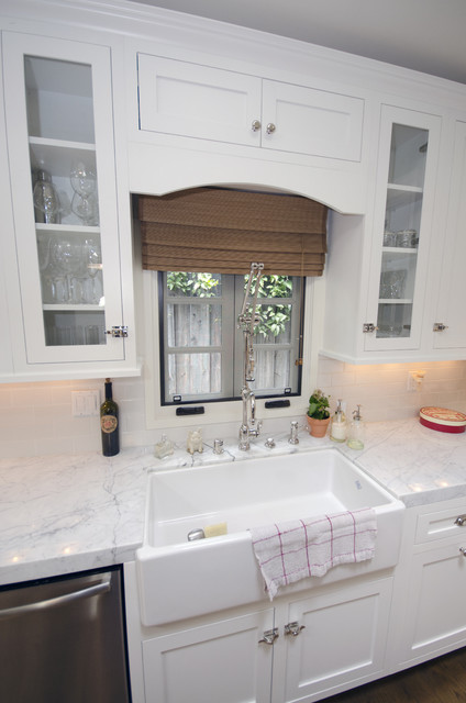 French Contemporary Kitchen Eclectic Kitchen Los Angeles By Stonebrook Design Build