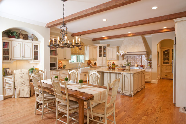 French Country Traditional Kitchen Houston By Creative Touch Interiors