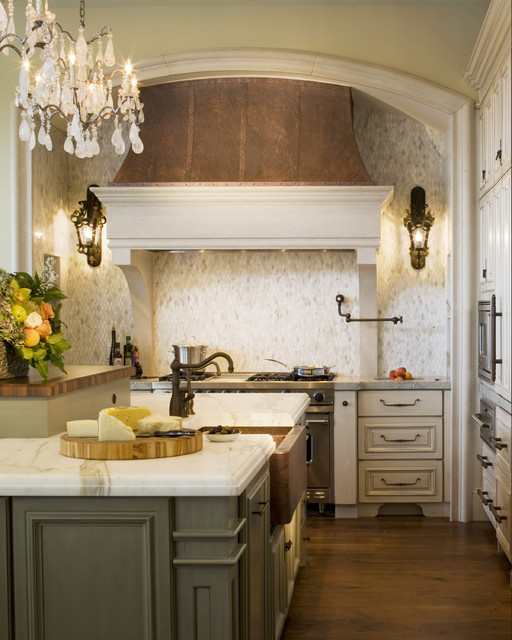 French Country Estates Kitchen