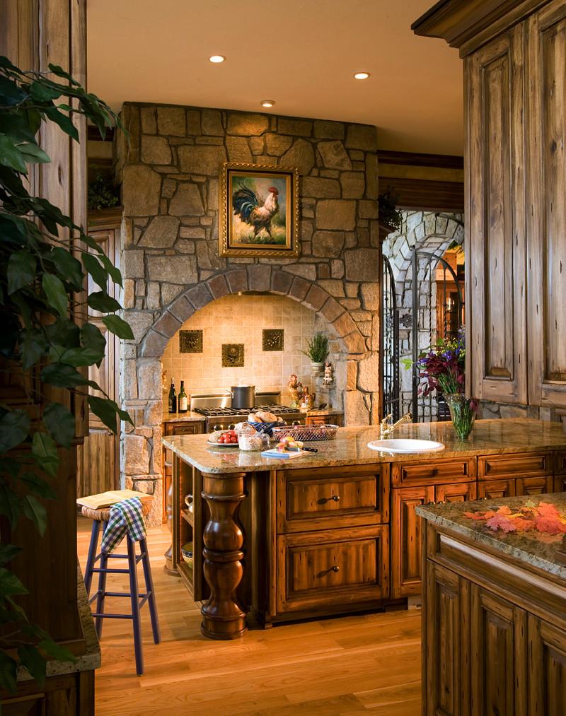 Gothic Kitchen Houzz