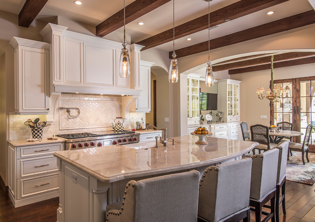 French Country Ii Traditional Kitchen Phoenix By