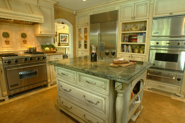 French country in laguna hills ca traditional kitchen orange county by kk design koncepts - Kitchen design orange county ...