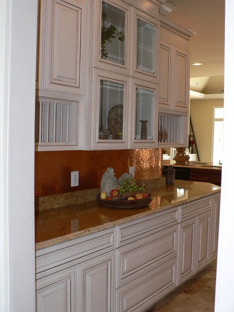 French Country Kitchen Design traditional-kitchen