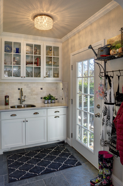 French Country Kitchen Traditional Kitchen Sacramento By