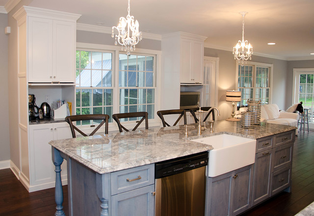 French country kitchen in brielle nj traditional kitchen other metro by design line Marble granite kitchen design clifton nj