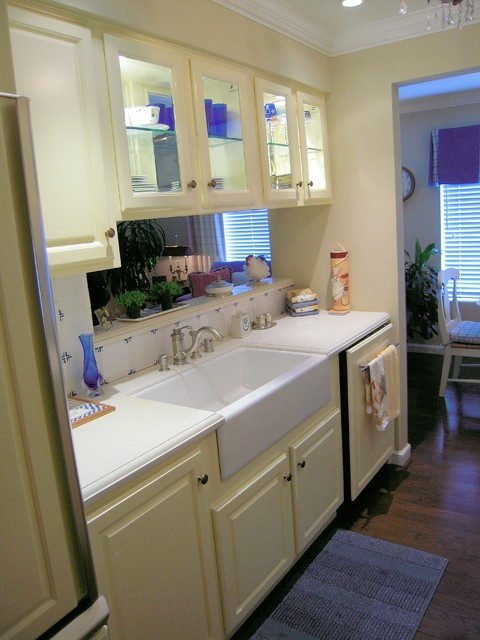 French Country Kitchen Remodel traditional-kitchen