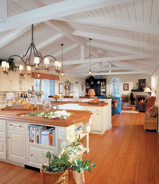 French Country Meets Montecito Ranch