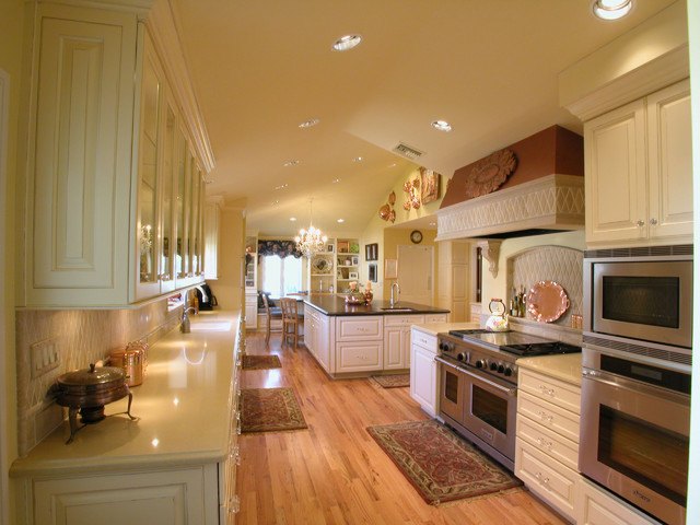 French Country Remodel traditional-kitchen