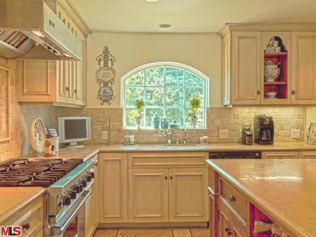 French Country Renovation, Woodland Hills, CA traditional kitchen