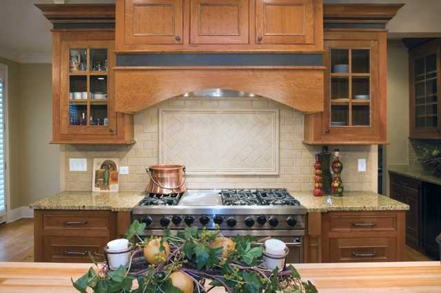 French Eclectic eclectic-kitchen
