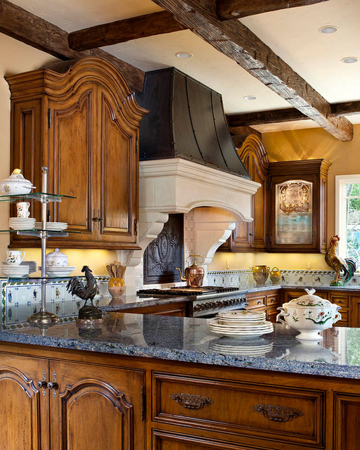 French Farmhouse Kitchen Dining Traditional Kitchen San Francisco By