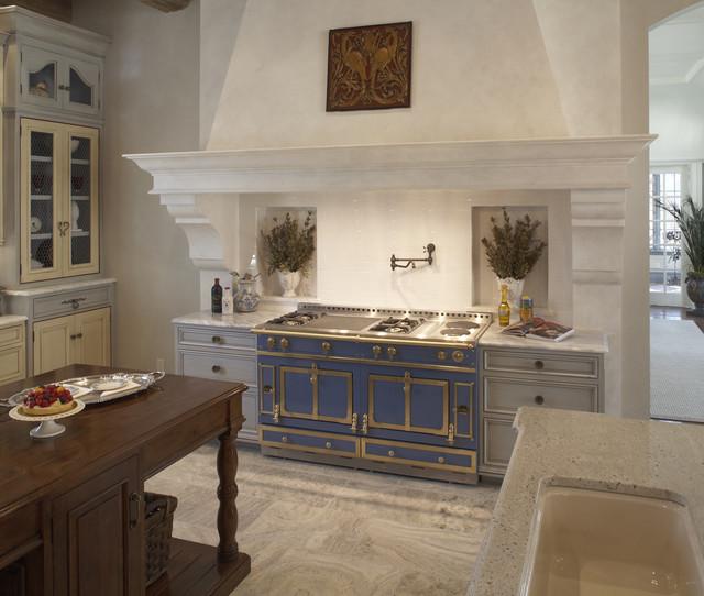 French Finese Kitchen kitchen