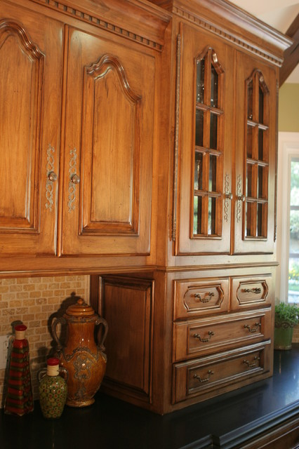 French Home- Via Coyote traditional-kitchen