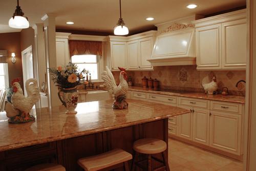 кухня в стиле прованс на заказ.