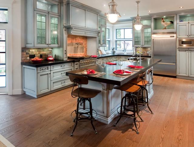 french inspired kitchen – daine