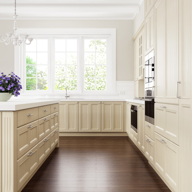 French Provincial Kitchen Traditional Kitchen Sydney By Dan Kitchens Australia