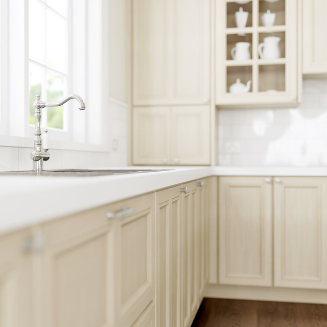 French Provincial Kitchen Traditional Kitchen Sydney By Dan Kitchens