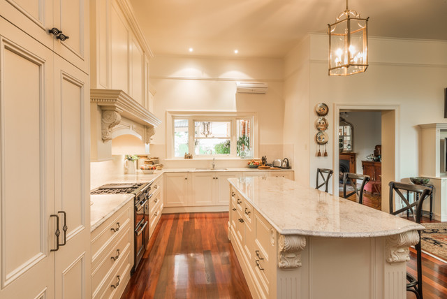 French Provincial Kitchen - Strathalbyn, SA traditional-kitchen