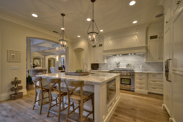 French provincial traditional kitchen sacramento by lee construction - French provincial kitchens images ...