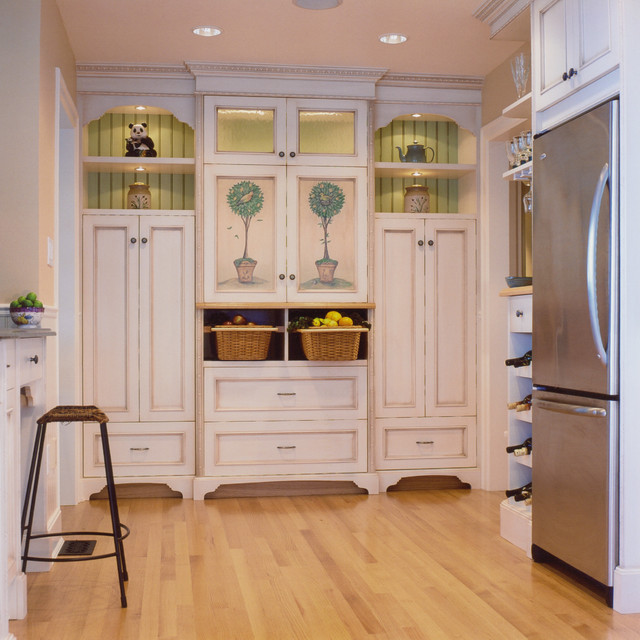 French Provincial Mediterranean Kitchen Vancouver By