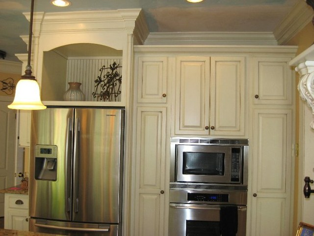 French Style Kitchen traditional-kitchen
