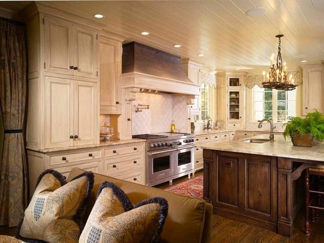 French Style Kitchen Kitchen Atlanta By Morgan Creek Cabinet Company