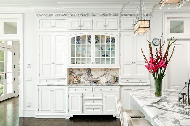 French Vanilla traditional-kitchen