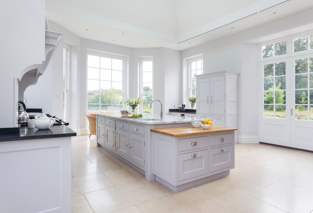 Frensham traditional kitchen hampshire by lewis for Kitchen cabinets 08080