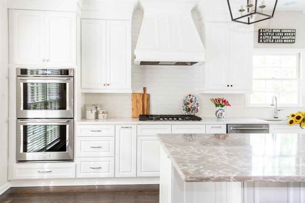 Fresh And Elegant Woodstock Kitchen Modern Kitchen Atlanta By Rosa Moreno Kitchens