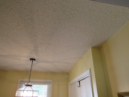 Fresh Coat Projects - Popcorn Ceiling Removal