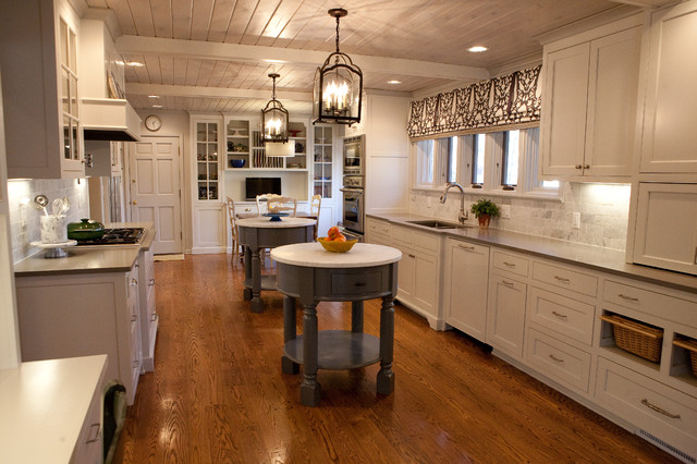 Fresh Traditional Kitchen Remodel traditional-kitchen